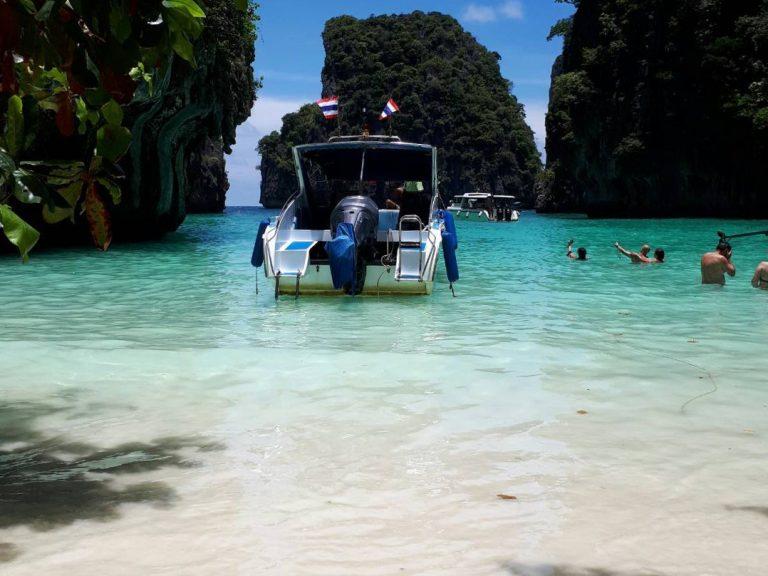 Pak Bia Island